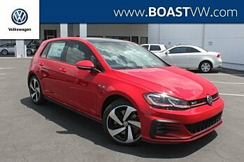 2018 Volkswagen GTI 4-Door for sale 100996174