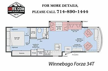 2018 Winnebago Forza for sale 300149415
