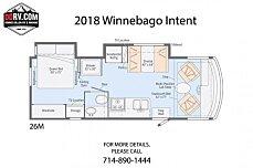 2018 Winnebago Intent for sale 300154009