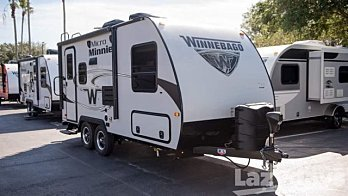 2018 Winnebago Micro Minnie for sale 300141364