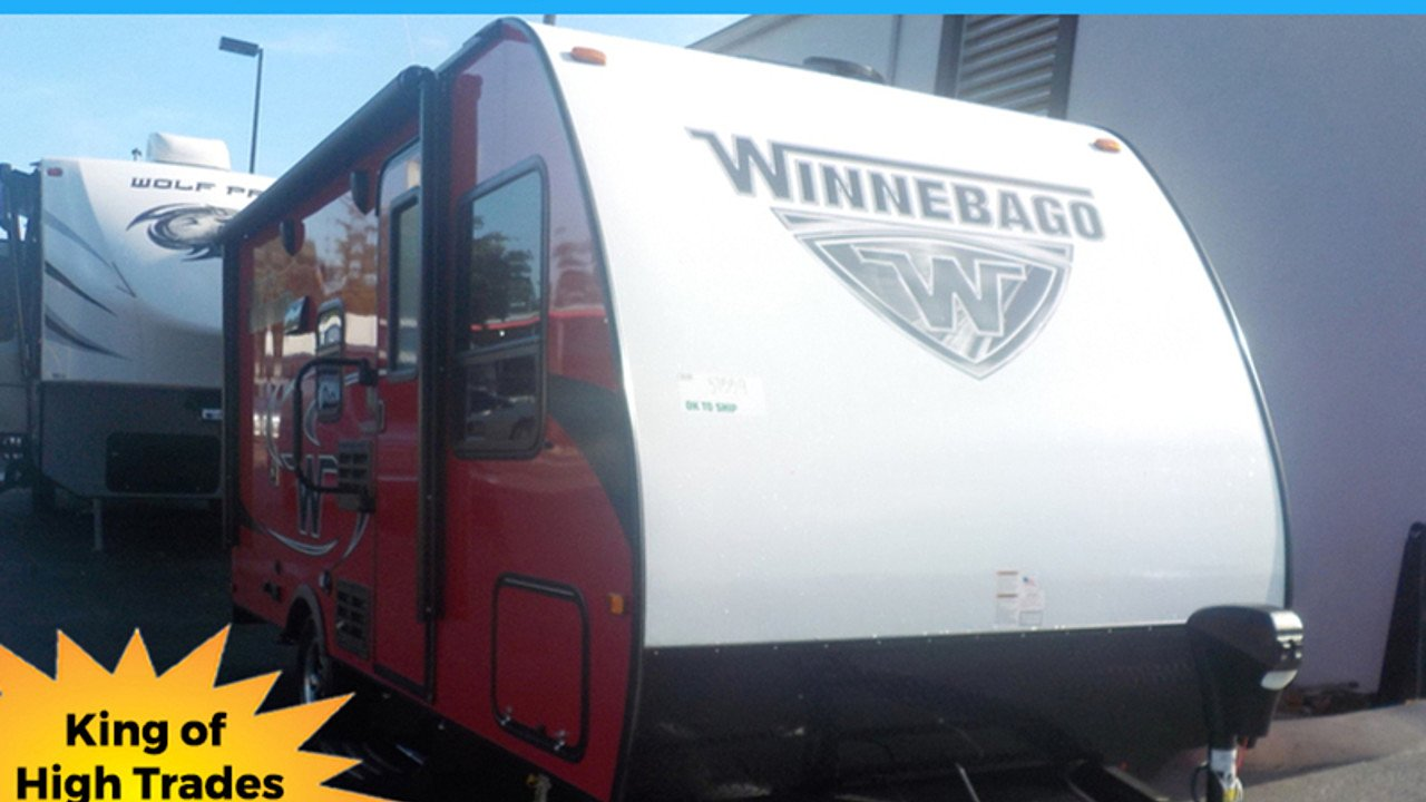 2018 Winnebago Micro Minnie for sale 300150834