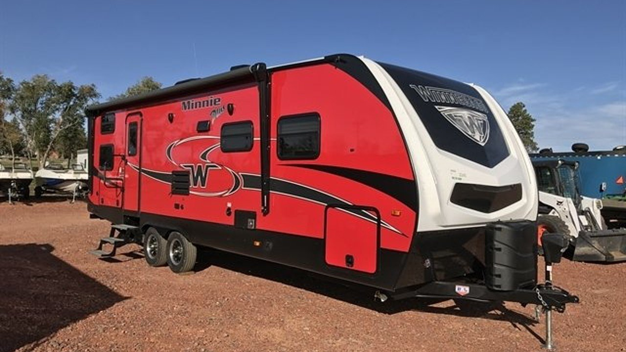 2018 Winnebago Minnie for sale 300147881