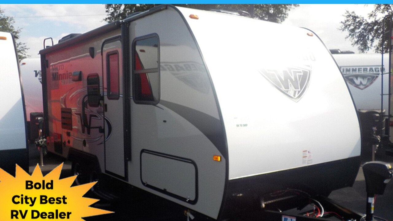 2018 Winnebago Minnie for sale 300150575