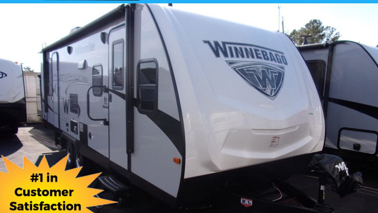 2018 Winnebago Minnie for sale 300150775