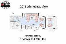 2018 Winnebago View for sale 300157938