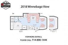 2018 Winnebago View for sale 300157939