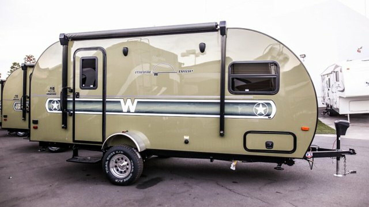 2018 Winnebago Winnie Drop for sale 300148100