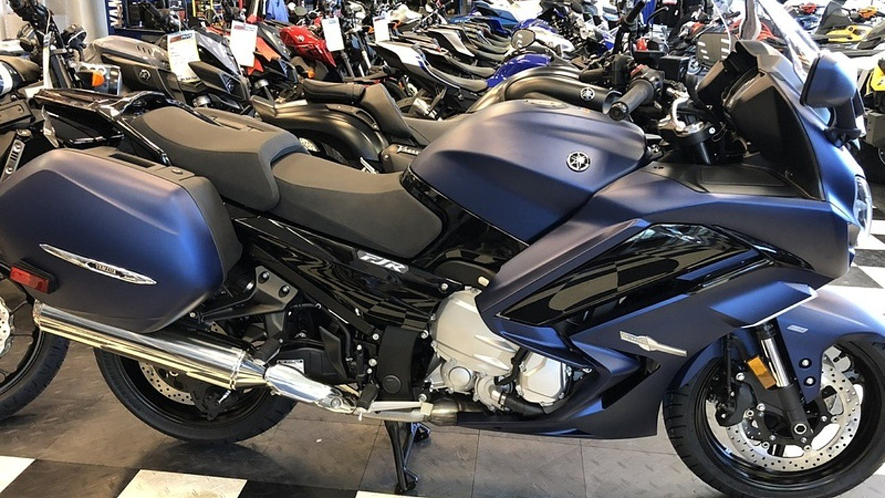 Yamaha Fjr Motorcycle For Sale