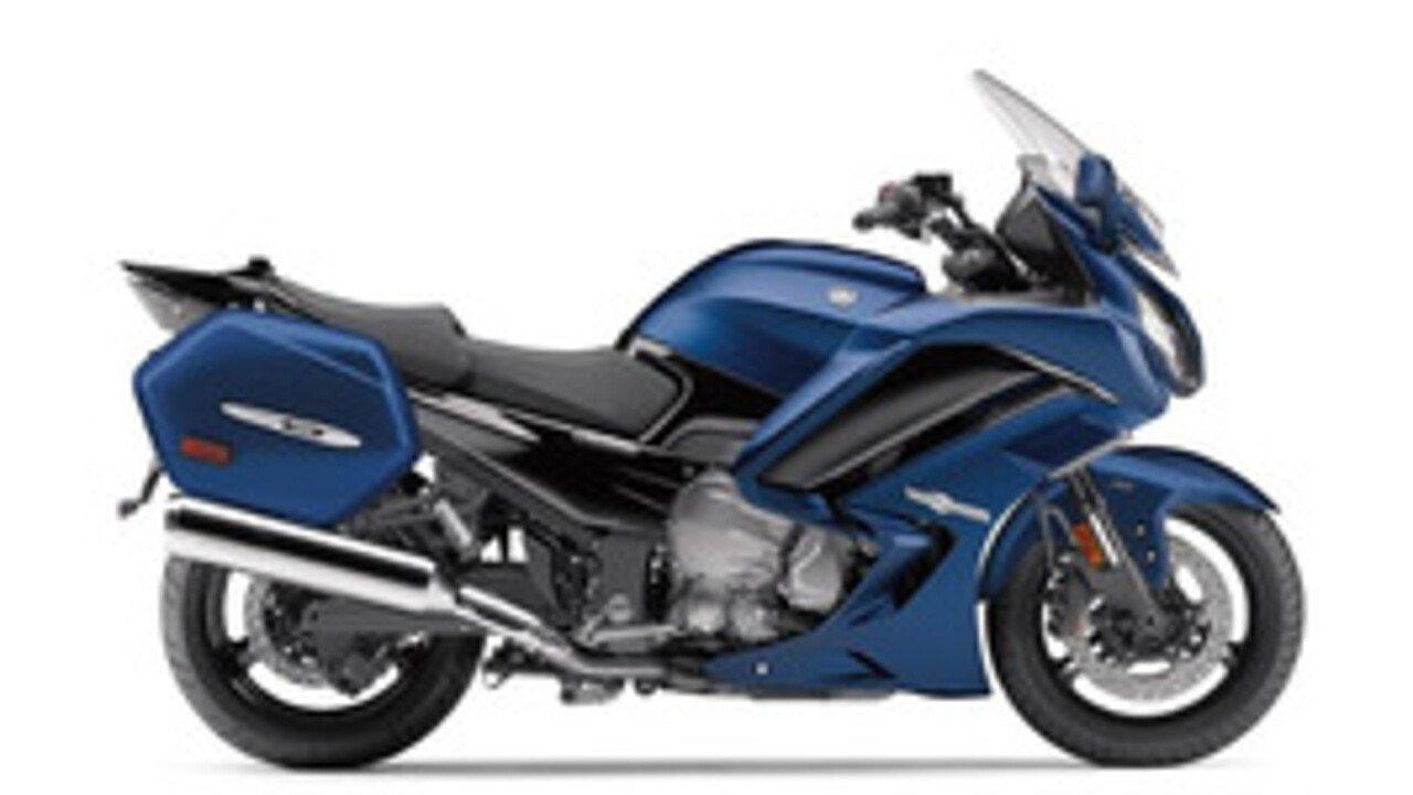 2018 Yamaha FJR1300 for sale 200534987