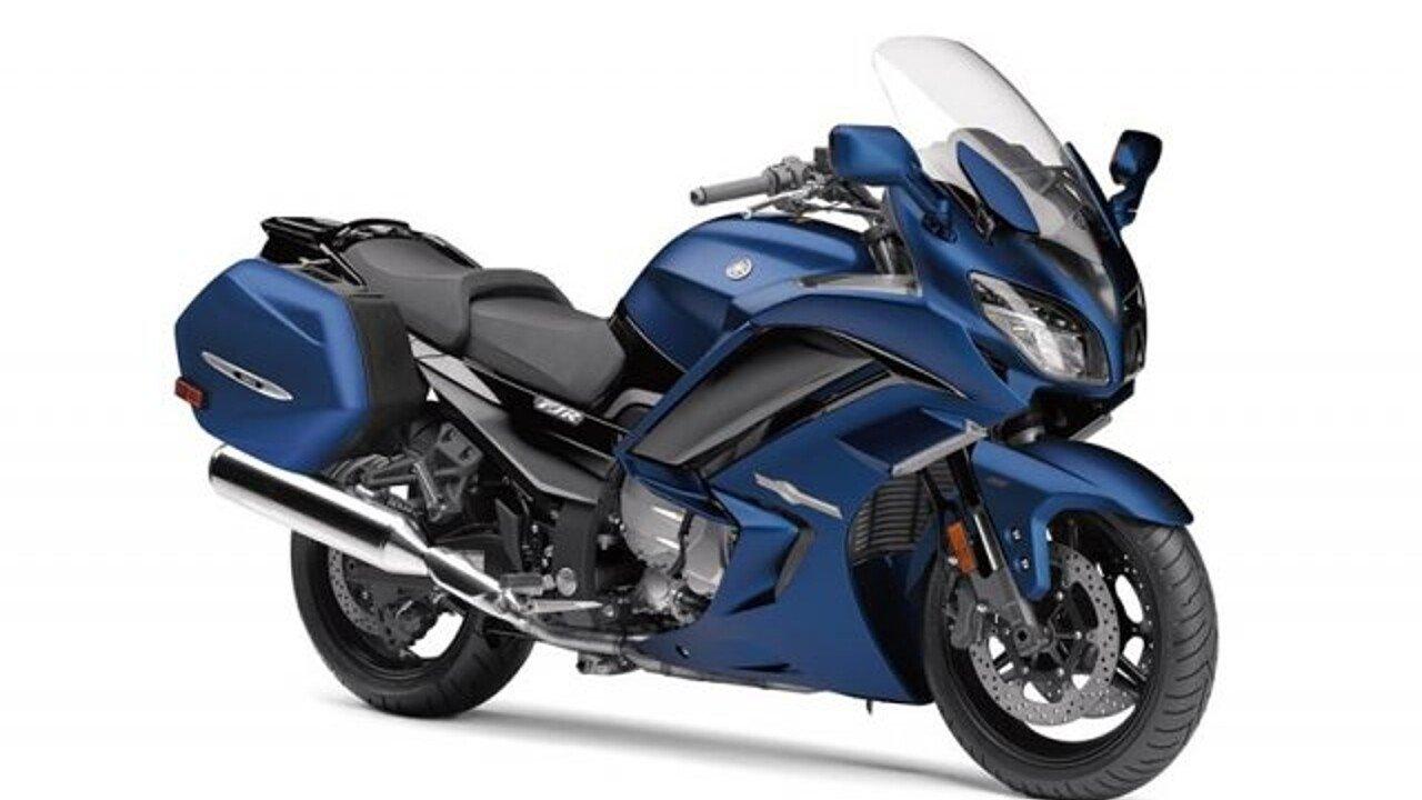 2018 Yamaha FJR1300 for sale 200547407