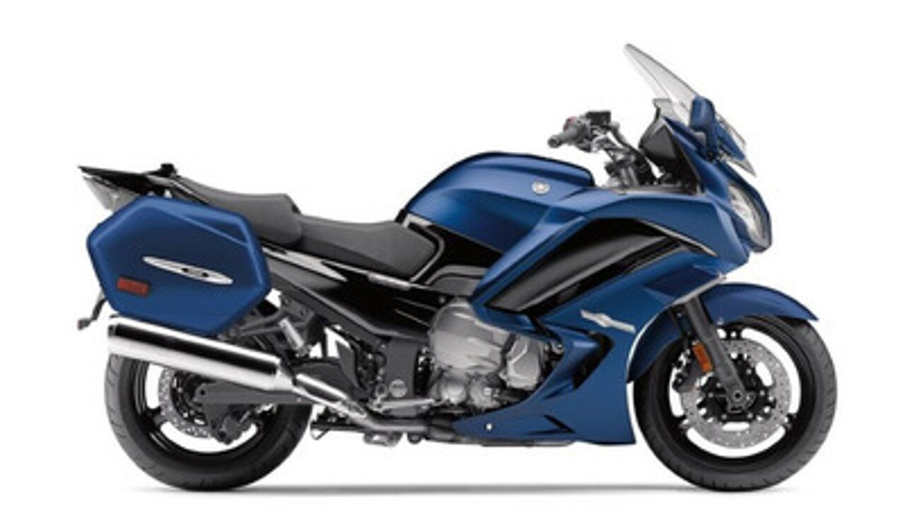 2018 Yamaha FJR1300 for sale 200592469