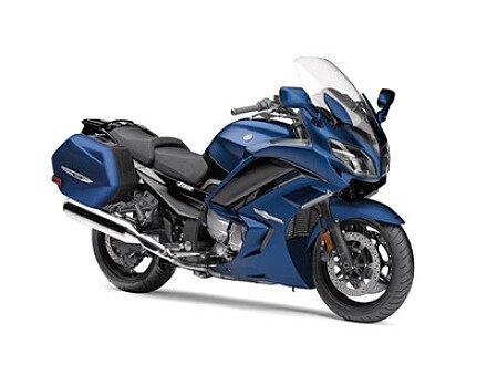2018 Yamaha FJR1300 for sale 200504536