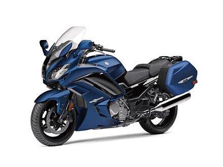 2018 Yamaha FJR1300 for sale 200575389