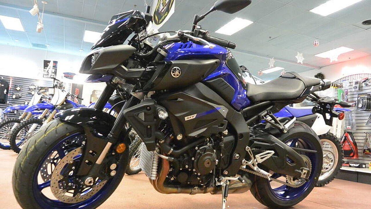 2018 Yamaha FZ-10 for sale 200599677