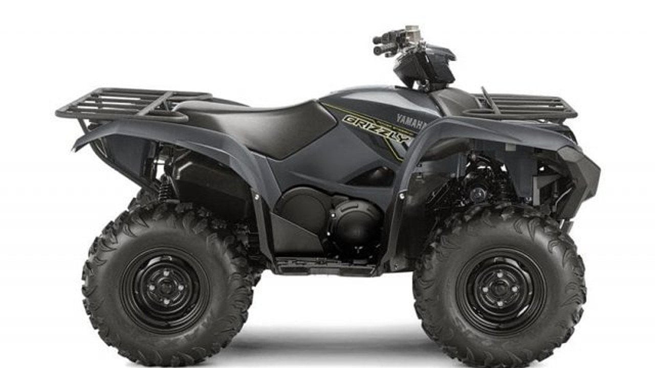 2018 Yamaha Grizzly 700 for sale 200479768