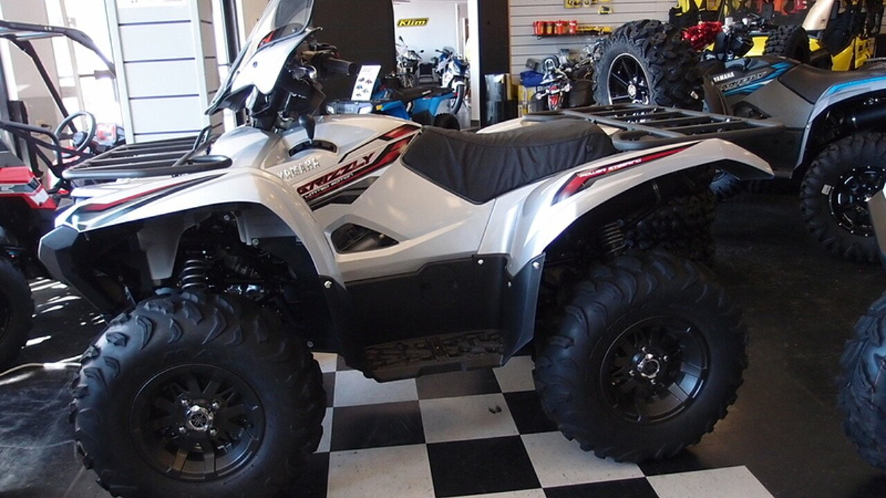 2018 Yamaha Grizzly 700 for sale 200487950