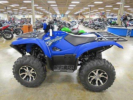 2018 Yamaha Grizzly 700 for sale 200595897