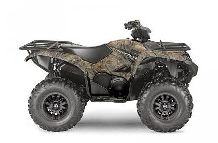 2018 Yamaha Grizzly 700 for sale 200608641