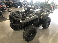 2018 Yamaha Grizzly 700 for sale 200634084