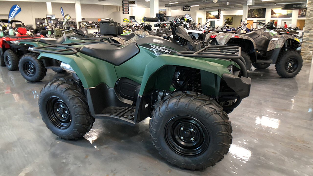 2018 Yamaha Kodiak 450 for sale 200553091
