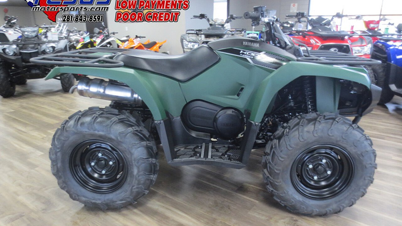 2018 Yamaha Kodiak 450 for sale 200584507