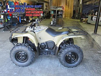 2018 Yamaha Kodiak 450 for sale 200612858