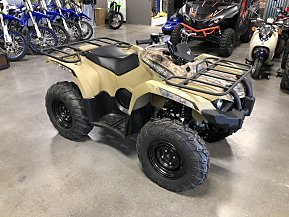 2018 Yamaha Kodiak 450 for sale 200508056