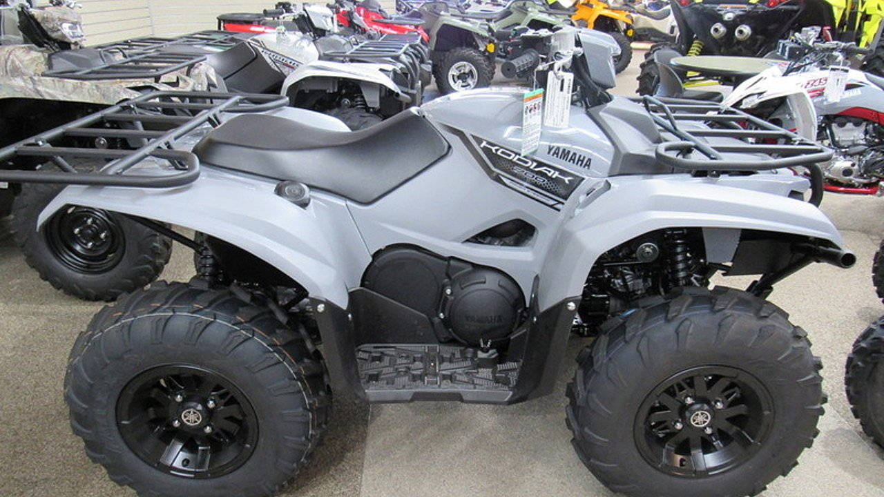 2018 Yamaha Kodiak 700 for sale 200487937