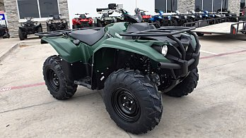 2018 Yamaha Kodiak 700 for sale 200506339