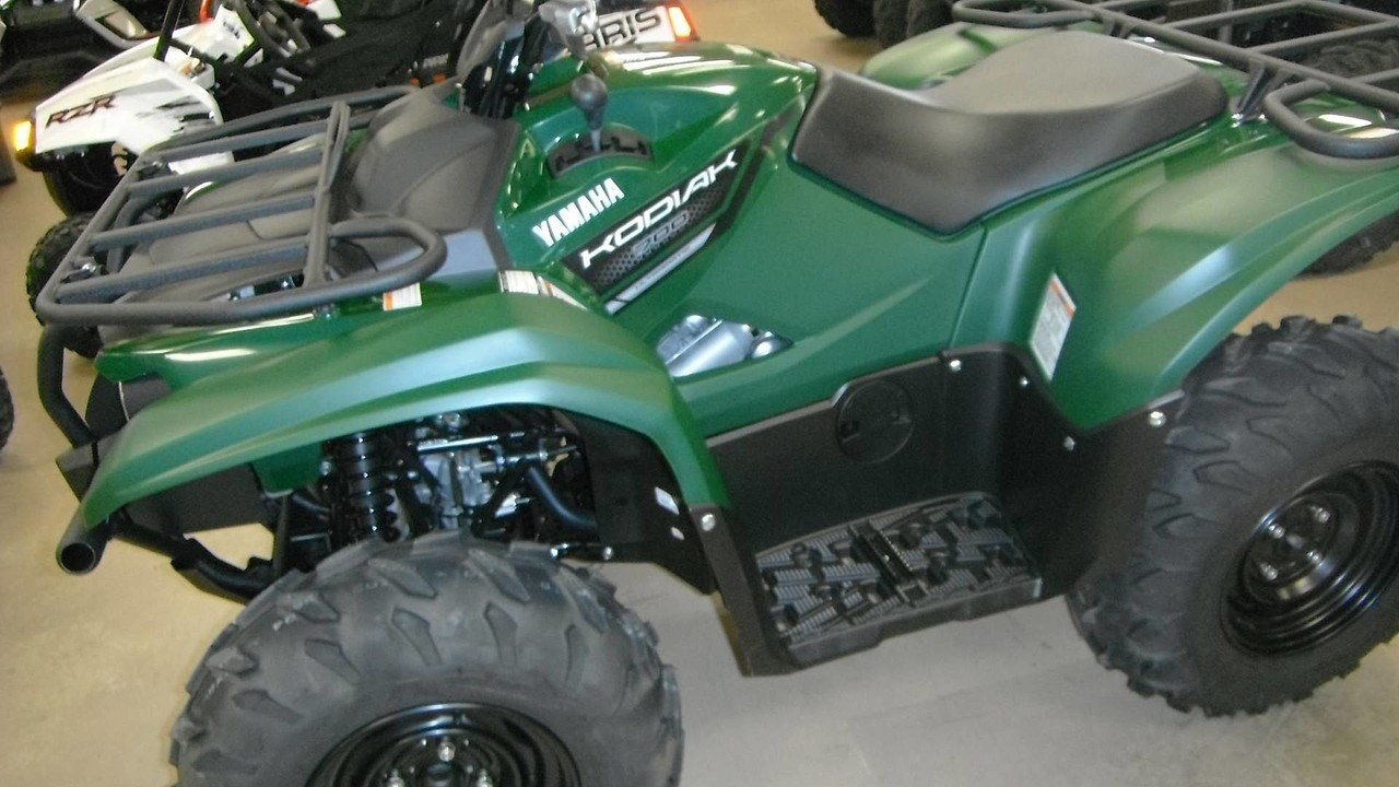 2018 Yamaha Kodiak 700 for sale 200618945
