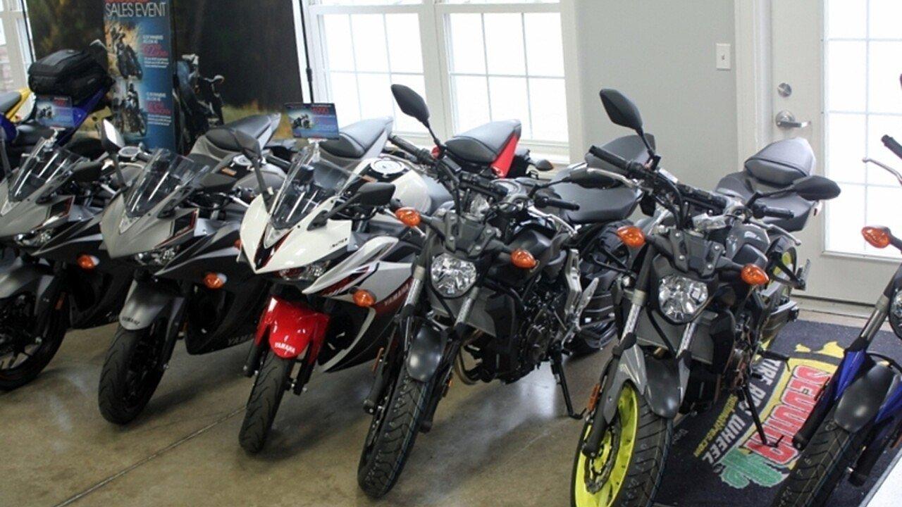 2018 Yamaha MT 07 For Sale 200527454