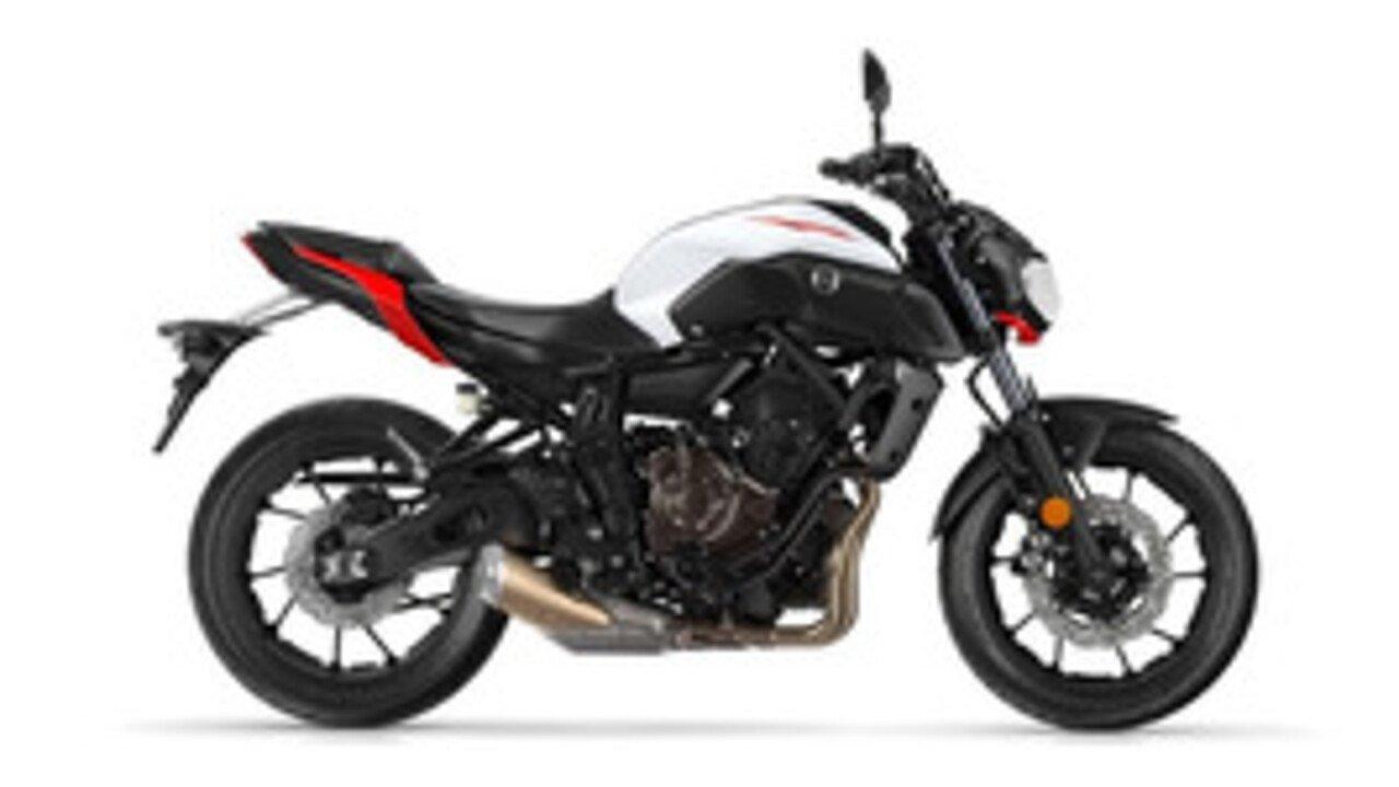 2018 Yamaha MT-07 for sale 200534965