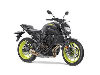 2018 Yamaha MT-07 for sale 200570425