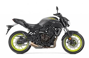 2018 Yamaha MT-07 for sale 200570984
