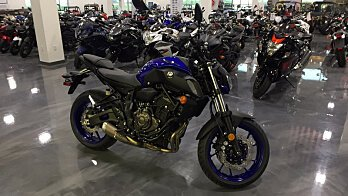2018 Yamaha MT-07 for sale 200573052