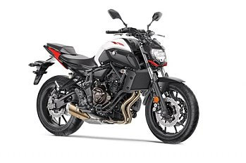 2018 Yamaha MT-07 for sale 200574023