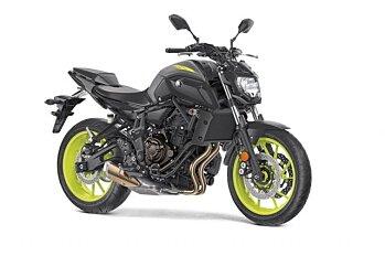 2018 Yamaha MT-07 for sale 200581103
