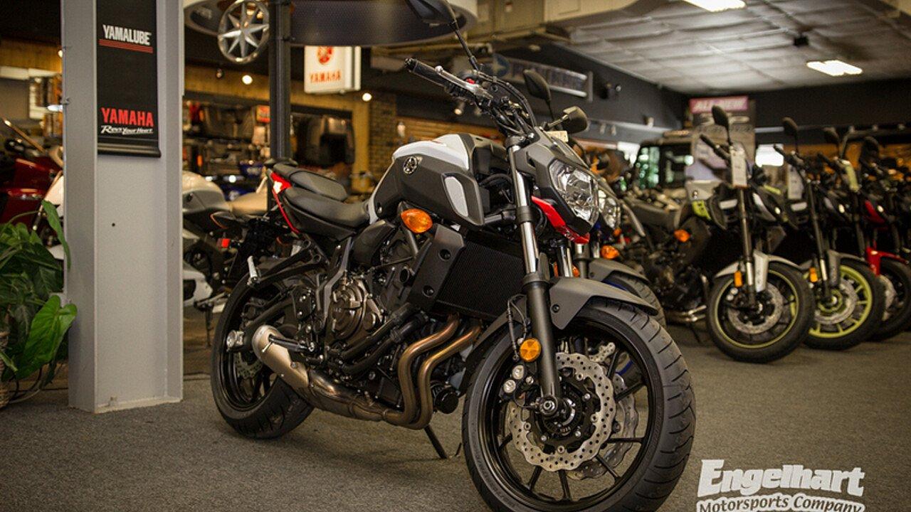 2018 Yamaha MT-07 for sale 200582219