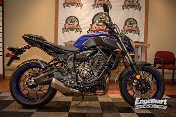2018 Yamaha MT-07 for sale 200582223