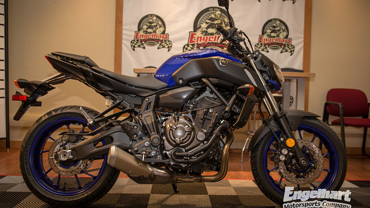 2018 Yamaha MT-07 for sale 200582223