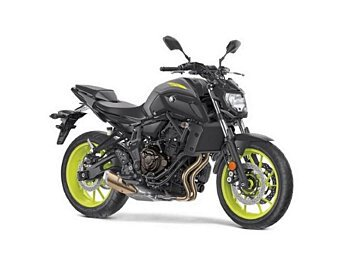 2018 Yamaha MT-07 for sale 200582239