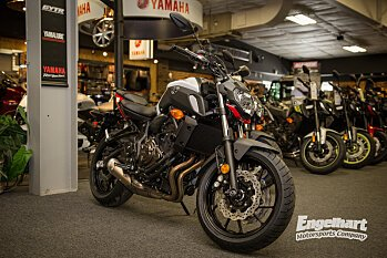 2018 Yamaha MT-07 for sale 200582301