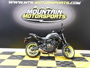 2018 Yamaha MT-07 for sale 200585110
