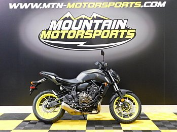 2018 Yamaha MT-07 for sale 200586735