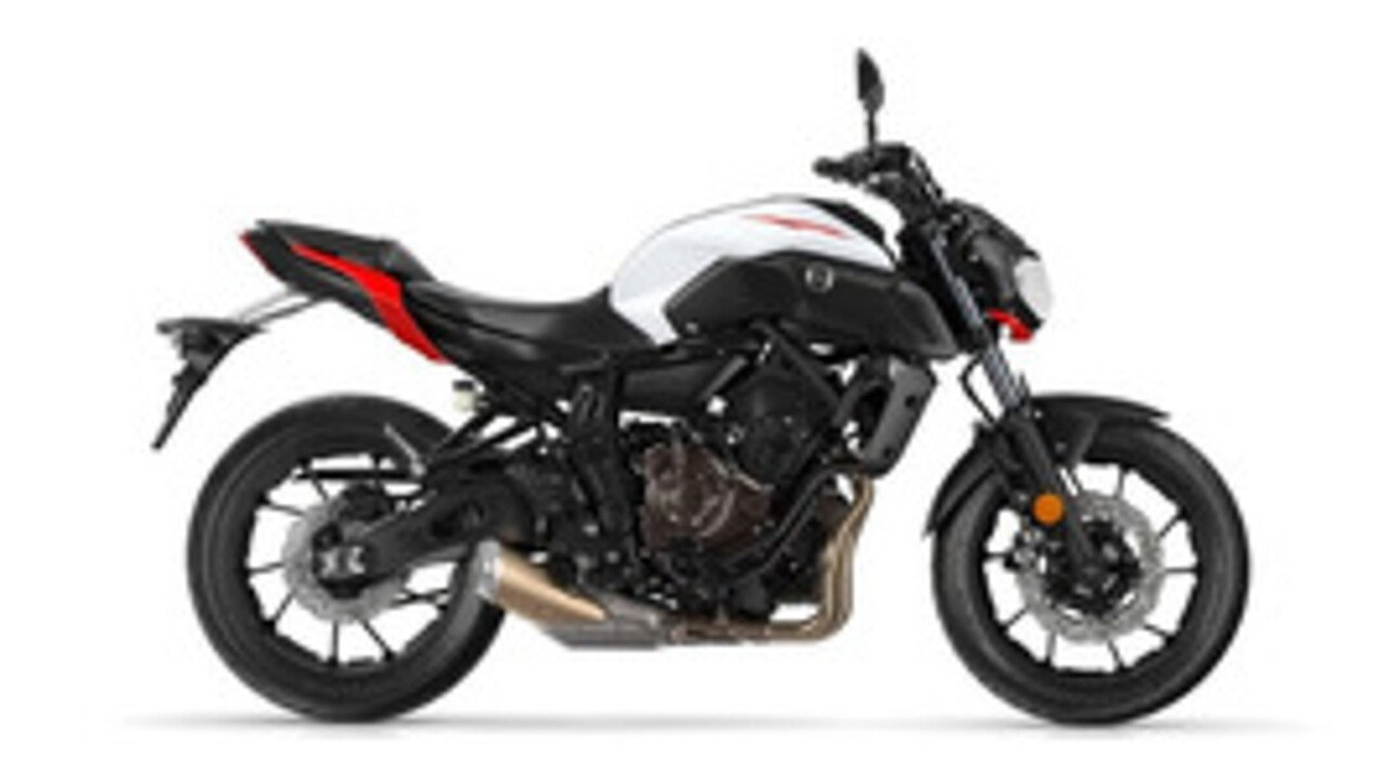 2018 Yamaha MT-07 for sale 200609744