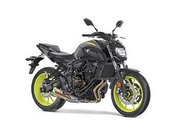 2018 Yamaha MT-07 for sale 200614599