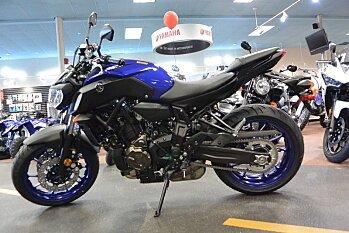 2018 Yamaha MT-07 for sale 200615008