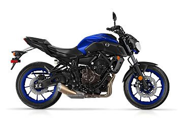 2018 Yamaha MT-07 for sale 200643367