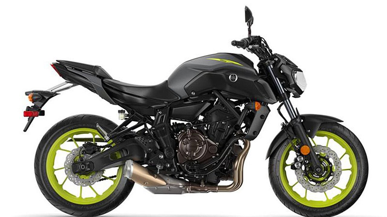 2018 Yamaha MT-07 for sale 200643374