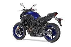 2018 Yamaha MT-07 for sale 200527413